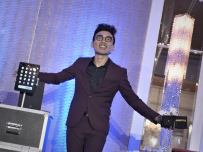 Digital iPad magician tk jiang