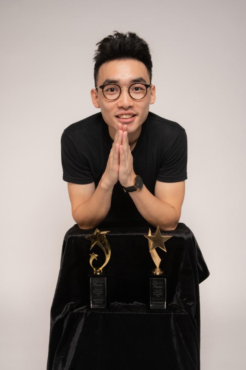 Award Winning iPad Magician TK Jiang